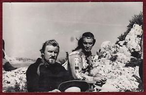 1960-70s Life Story LOT 143 Photo Album MILAN BELI Film Actor Stuntman Western