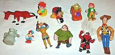 New listing Lot of 11 Variety Child Boys Toys Woody Goofy Hunchback Horse Cars. All in Ec