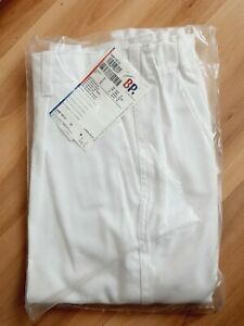 BP Arbeitshose Weiß Maler Hose Gr.52 NEU