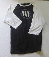 JACK WHITE 2014 LAZARETTO TOUR - large L long sleeve T-shirt  - WHITE STRIPES