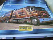 Super Trucks Frontlenker USA Kenworth K100, 1980