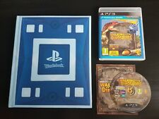 Wonderbook + Walking With Dinosaurs - PlayStation 3 - Free, Fast P&P! - Move