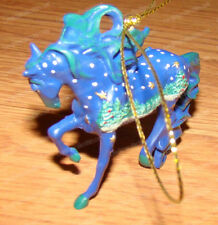 White Christmas Ornament (Trail of Painted Ponies by Enesco, 6001111)