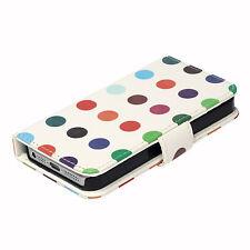 Custodie portafoglio multicolore per cellulari e palmari Apple