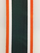 "Germany/German WWII Azad Hind Medal ribbon. 6"" length"