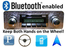 Bluetooth Enabled 63-87 Avanti Avanti II 300 watt AM FM Stereo Radio iPod, USB