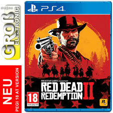 Red Dead Redemption 2 DayOne Edition UNCUT PS4 Playstation 4 AT 18 Deutsch NEU