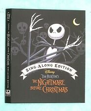 Disney THE NIGHTMARE BEFORE CHRISTMAS  Blu ray slipcover (No Movie Disc!!)