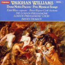 London Philharmonic Orchestra : Vaughan Williams - Dona Nobis Pacem; Five Mystic