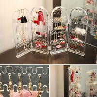 Klappbarer Ohrringhalter Schmuckständer Ohrring Schmuck Halter | Ohrringständer
