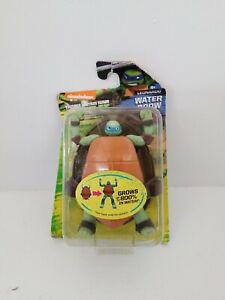 Nickelodeon TMNT Teenage Mutant Ninja Turtles Leonardo Grows 800% in Water!