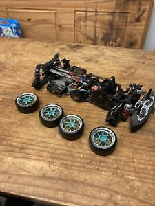 Team Magic Rc Drift Car 1:10 E4D MF Hpi  MST Yokomo Tamiya
