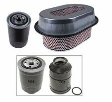 FOR MITSUBISHI DELICA 2.8TD 4M40T PD8W 94-06 SERVICE KIT OIL/AIR/DIESEL FILTER