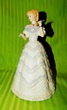Lenox Ivory Belle of the Ball Classic Gala Figurines porcelain 1997