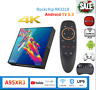 A95X R3 Android 9.0 Smart TV Box 5G Wifi 4GB 64GB Google Play 4k HD Set Top Box