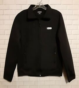 HBO OGIO Men's Black Full Zip Trax Jacket S Small