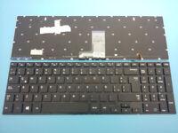 For SAMSUNG NP670Z5E-X01CL NP670Z5E-X02CL Latin Spanish Keyboard Backlit Black