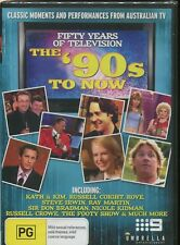 FIFTY YEARS OF TELEVISION - THE 90'S TO NOW -  DVD