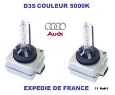 2 AMPOULES AUDI A5 BI-XENON D3S  35W 5000K NEUF
