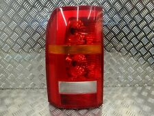 land rover discovery 3 back light 2007