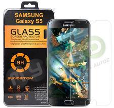 9H Panzerglasfolie Samung Galaxy S5 Schutzglas Schutzfolie Kraterresistent TOP