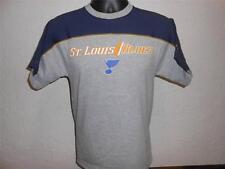 New (mended) NHL St. Louis Blues Youth Medium M 10/12 Shirt