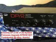 Ensoniq DP/2 OS v1.02 System Firmware Upgrade EPROM SET