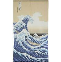 Noren - Rideau Japonais Porte / Japanese Door Curtain - Ukiyoe