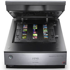New Epson PERFECTION V800 PHOTO SCANNER - Complete with Warranty & Software