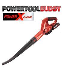 - Einhell GE CL 18 Volt LI-ION POWER X-Change Soffiatore 1 x 2.0ah BATT & Caricabatteria
