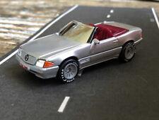 Matchbox World Class (Premiere) #21 (#12) Mercedes 500SL Convertible 1992 1/64