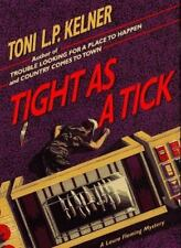 Tight As A Tick: A Laura Fleming Mystery-ExLibrary
