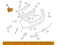 Infiniti NISSAN OEM 09-13 FX50 Rear Bumper-Bracket Right 852101CA0A