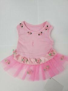 Max's Closet Pink Flower Dress