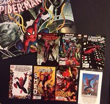 AMAZING SPIDER-MAN 6 Comic Books Variant +SIGNED Print ROMITA /ROMITA JR +Poster