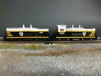 BRC Belt Railway  EMD TR2 Cow and Calf, DC/DCC, sound,lights  Proto2k  custom