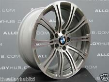 "GENUINE BMW 3 SERIES 19""INCH M3 E90 STYLE 220M SINGLE/SPARE REAR ALLOY WHEEL X1"