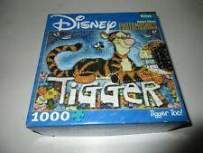 Buffalo Games Photomosaics  Tigger 1000 Piece Puzzle Includes Poster