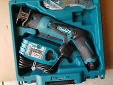 Makita JR102D 10.8v Cordless Reciprocating Saw, 1x Battery, Charger, Case BL1013