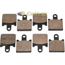 FRONT BRAKE PADS FITS KAWASAKI ZG1400 Concours 14 ABS 2010-2017