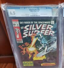 Marvel Silver Age Silver Surfer #12 CGC 6.5 - Nice