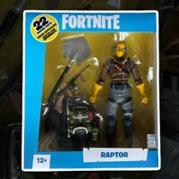 Fortnite Action Figure Raptor McFarlane Toys
