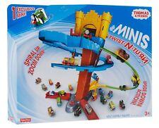 Thomas & Friends Minis CJP48 Twist n Turn Stunt Playset Toy