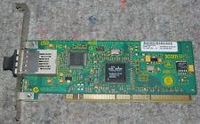 3Com Gigabit Fiber Server 1000BASE-SX/MM PCI-X 3C996-SX LAN ethernet adapter