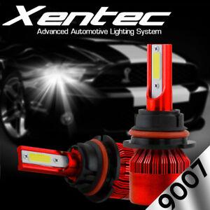 9007 HB5 CREE LED Headlight Conversion Kit Bulbs 488W 48800LM Lamp Hi/Lo 6000K