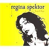 Regina Spektor-Begin to Hope CD