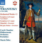 Wranitzky - Orchestral Works 3 [CD New]