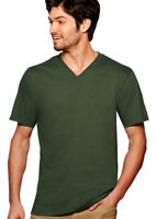 Anvil Lightweight Fashion Fit V-Neck Cotton T-Shirt 982 S-3XL