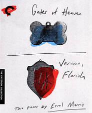 Gates of Heaven/Vernon, Florida (Blu-ray - 3/24/2015) [Criterion Collection] NEW