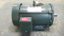 Reliance Electric 5 Hp Sabre Motor Rpm 3490 P18S3076 Ph3 New
